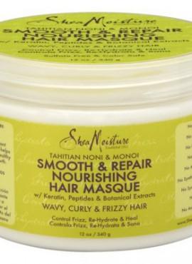 Shea Moisture Tahitian Noni & Monoi Smooth & Repair Nourishing Hair Masque