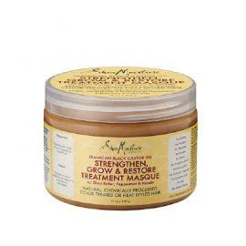 Shea Moisture Jamaican Black Castor Oil Strenghten, Grow & Restore Treatment Masque