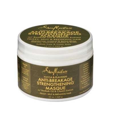 764302210184Shea Moisture Yucca & Plantain Anti-Breakage Strengthening Masque