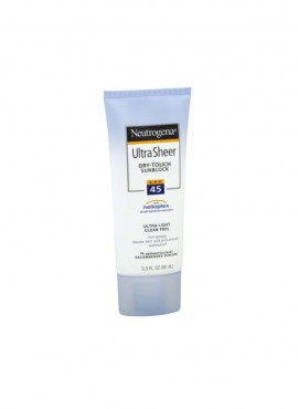 Neutrogena Ultra Sheer Dry-Touch Sunscreen, SPF45