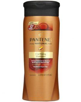 Pantene Pro-V Truly Natural Clarifying Shampoo