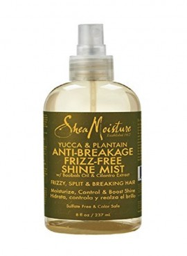 Shea Moisture Anti-Breakage Shine Mist 8fl