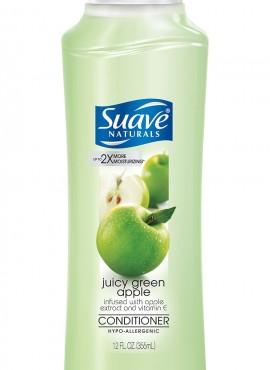 Suave Naturals Conditioner Juicy Green Apple 15 oz