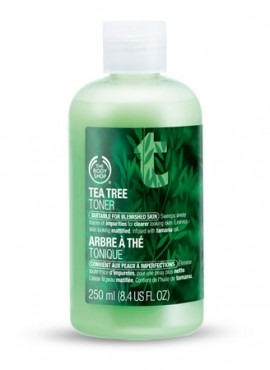 Tea tree facial toner – The Body Shop