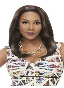 Vivica A. Fox Tamao Lace Front Wig color FS4/30