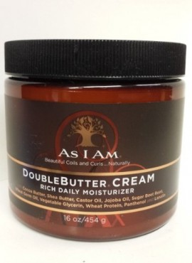 As I Am DoubleButter Cream Rich Daily Moisturizer