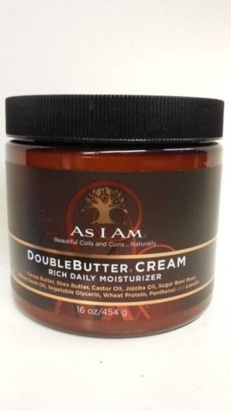 As I Am DoubleButter Cream Rich Daily Moisturizer
