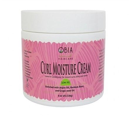 Obia Naturals Curl Moisture Cream
