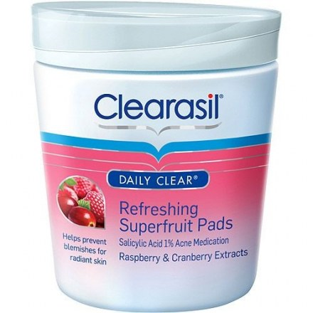 Clearasil Daily Clear Refreshing Superfruit Pads
