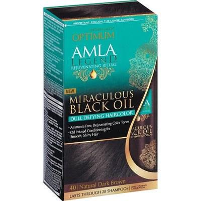 Softsheen Carson Optimum Amla Legend Miraculous Black Oil hair color