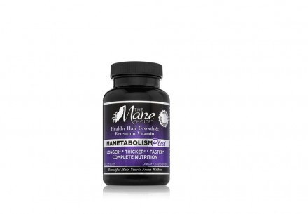 The Mane Choice Manetabolism Plus Hair Growth Vitamins