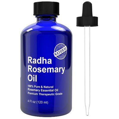 Radha Beauty Pure Rosemary Oil