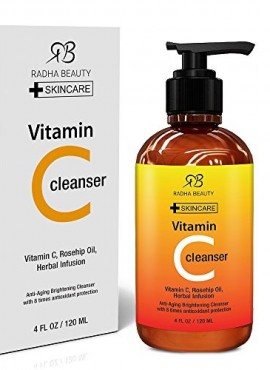 Radha Beauty Vitamin C Cleanser