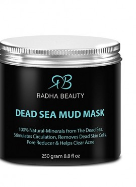 Rhada beauty dead sea mud mask
