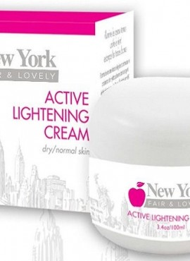 New York Fair & Lovely Active Lightening Cream