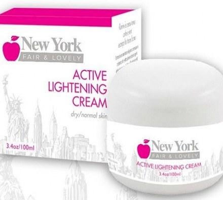 New York Fair & Lovely Active Lightening Cream