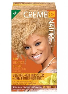 Creme of Nature New Moisture-Rich Hair Color