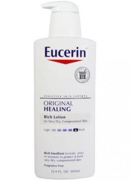 Eucerin Original Healing Rich Lotion