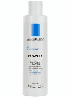 La Roche-Posay Effaclar Clarifying Solution Toner