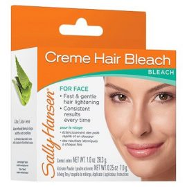 Sally Hansen Creme Hair Bleach Kit for Face