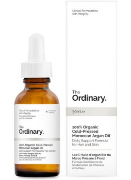 The  Ordinary 100% Organic Cold-Pressed Morocan Argan Oil