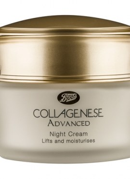 Boots Collagenese Advanced Night Cream