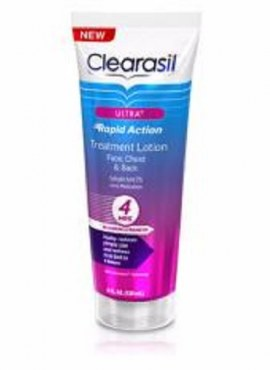 Clearasil Ultra Rapid Action Treatment Lotion