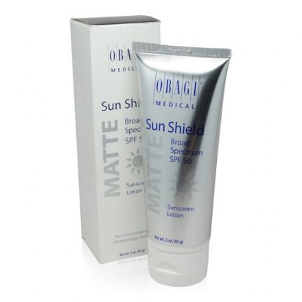 Obagi Matte Sun Shield Broad Spectrum SPF 50 Sunscreen Lotion