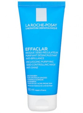 La Roche-Posay Effaclar Unclogging Purifying Sebo-Controlling Mask Anti-Shine