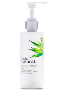 Insta Natural Glycolic Cleanser