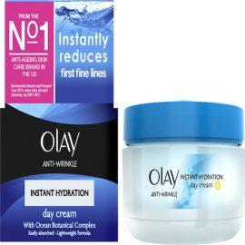 Olay Anti-Wrinkle Instant Hydration Day Cream