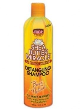 African Pride Shea Butter Detangling Shampoo