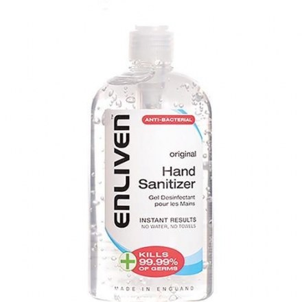Enliven Hand Sanitizer – 500ml
