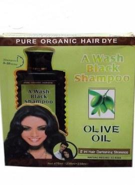 Pure Organic Hair Dye