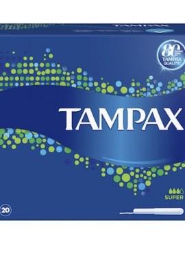 Tampax – Super Tampons