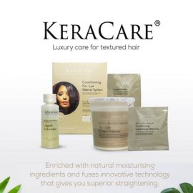 Kera Care Conditioning No-lye Relaxer System – Super Strength
