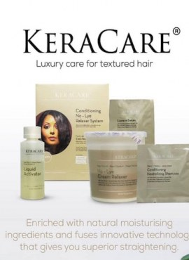 Kera Care Conditioning No-lye Relaxer System – Normal Strength