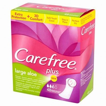 Carefree Pantyliners