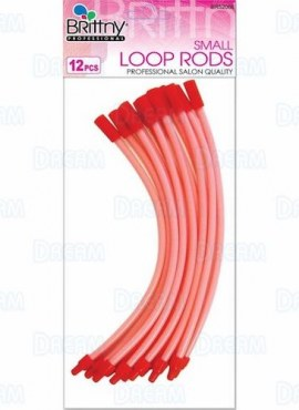 Loop Rods Hair Rollers – 12pcs