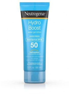 Neutrogena Hydro Boost Water Lotion Sunscreen SPF 50
