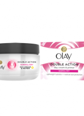 Olay Double Action Day Cream & Primer
