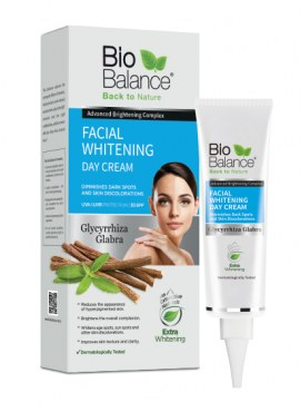 Bio Balance Facial Whitening Cream spf30