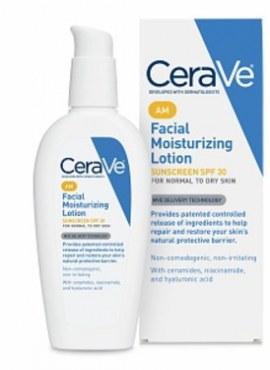 CeraVe Facial Moisturizing Lotion spf30