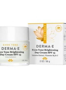 Derma-E Even Tone Brightening Day Cream spf 15
