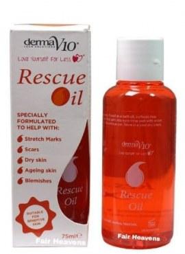 Derma V10 Rescue Oil