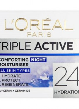 L'Oreal Triple Active Comforting Night Moisturizer