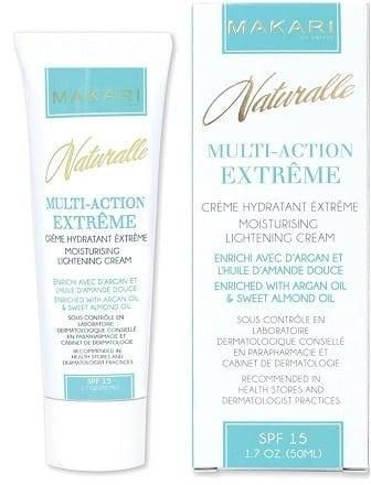 Makari Naturally Multi Action Extreme Moisturizing Lightening Cream