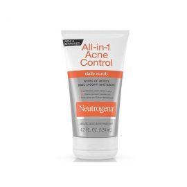 Neutrogena All-in-One Acne Control Daily Scrub