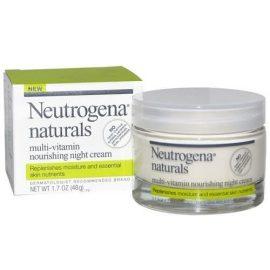 Neutrogena Naturals Multi Vitamin Nourishing Night Cream