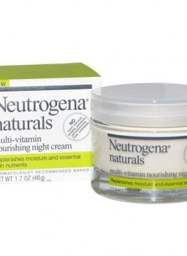 Neutrogena Naturals Multi Vitamin Nourishing Night Cream